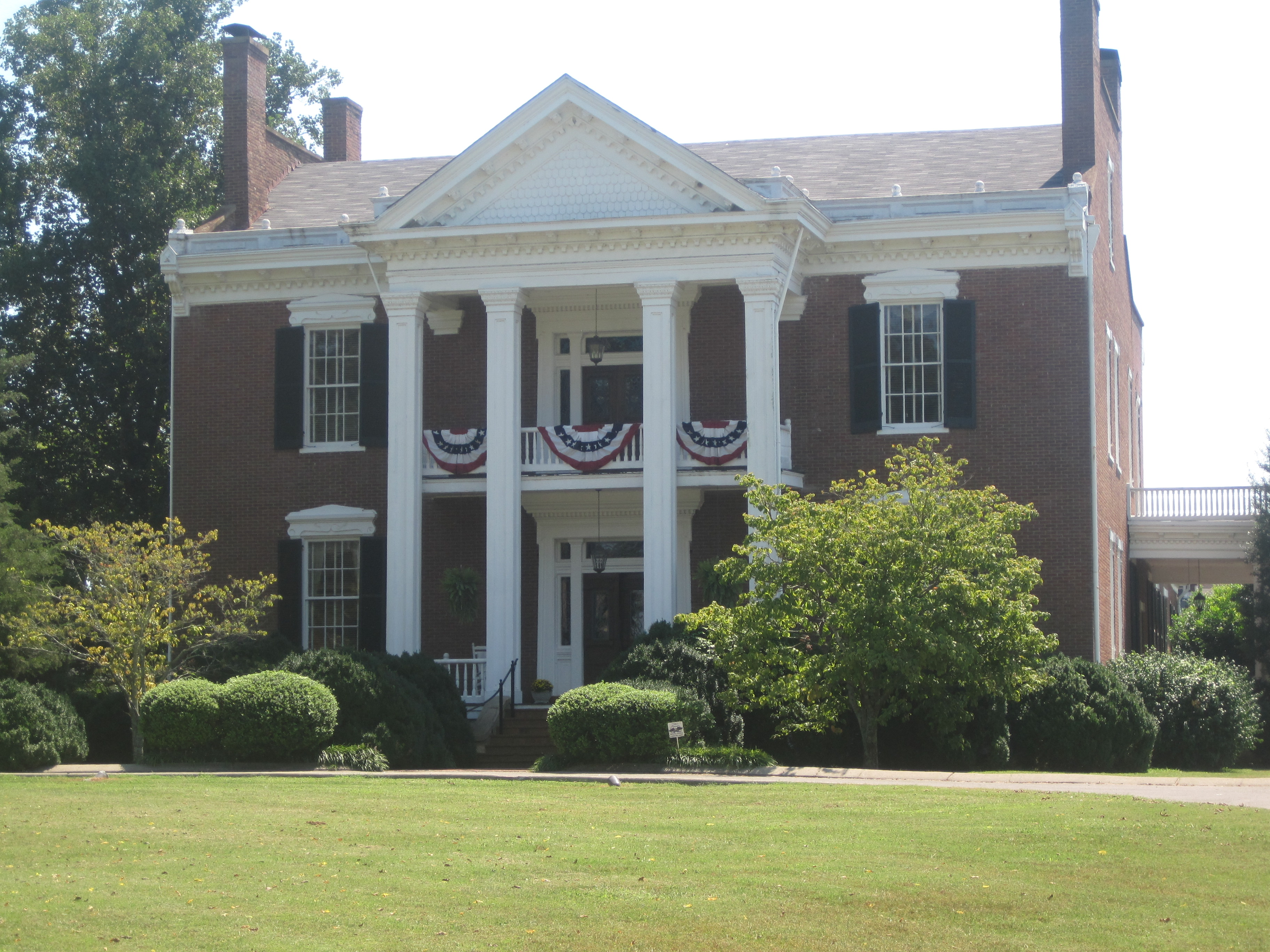 Greek Revival Architecture In Tennessee